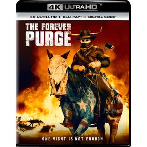 The Forever Purge - 4K Ultra HD (Includes Blu-ray)
