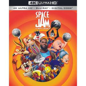 Space Jam: A New Legacy - 4K Ultra HD (Includes Blu-ray)