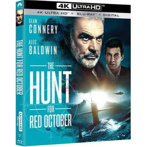 The Hunt for Red October - 4K Ultra HD (Includes Blu-ray)