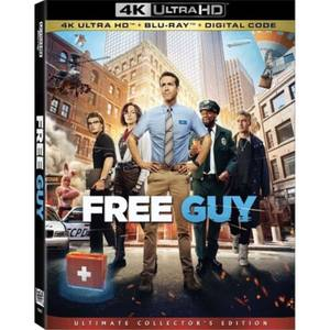 Free Guy: Ultimate Collector's Edition - 4K Ultra HD (Includes Blu-ray)
