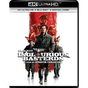 Inglourious Basterds - 4K Ultra HD (Includes Blu-ray)