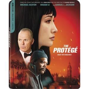 The Protégé - 4K Ultra HD Steelbook (Includes Blu-ray)
