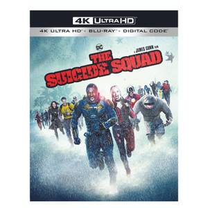 The Suicide Squad - 4K Ultra HD (Includes Blu-ray)