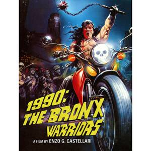 1990: The Bronx Warriors: Collector's Edition (Includes DVD)