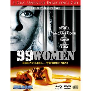 99 Women: Unrated Director's Cut (Includes DVD and CD)