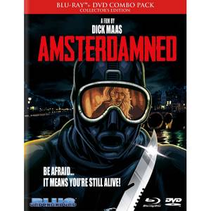 Amsterdamned: Collector's Edition (Includes DVD)