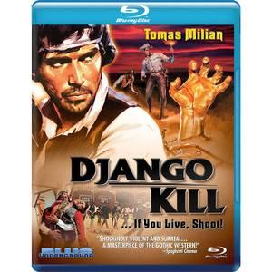 Django Kill...If You Live, Shoot!