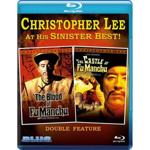 Double Feature: The Blood of Fu Manchu / The Castle of Fu Manchu