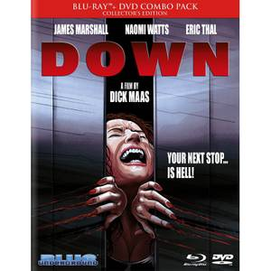 Down: Collector's Edition (Includes DVD)