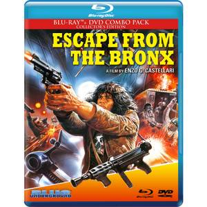 Escape From The Bronx: Collector's Edition (Includes DVD)
