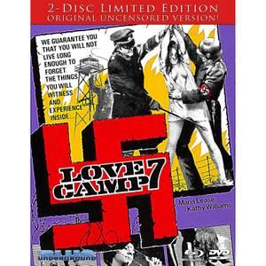 Love Camp 7: Original Uncensored Version (Includes DVD)