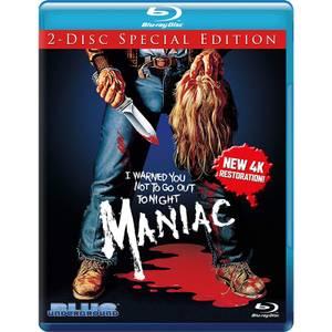 Maniac: 2-Disc Special Edition