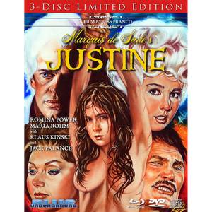 Marquis de Sade's Justine: 3-Disc Limited Edition (Includes DVD & CD)