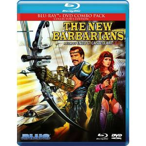 The New Barbarians: Collector's Edition (Includes DVD)