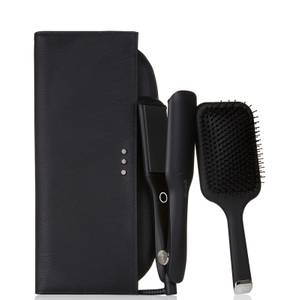 """ghd Max 2"""" Wide Plate Styler Gift Set - Black"""