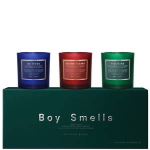 Boy Smells Votive Trio Set