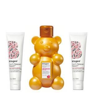 Briogeo Vegan Apple Honey Hydration Don't Despair, Repair! Hair Repair Kit