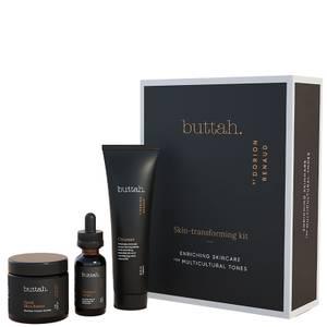 Buttah Skin Skin Transforming KIT With Facial Shea Butter