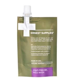 Ernest Supplies Soap-Free Gel Face Wash - Tech Pack