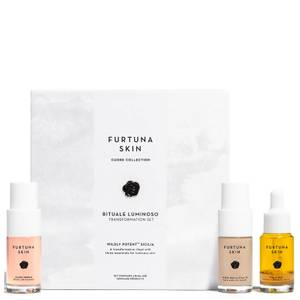 Furtuna Skin Rituale Luminoso Transformation Travel Set