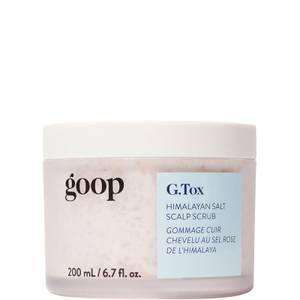 goop G.Tox Himalayan Salt Scalp Scrub Shampoo
