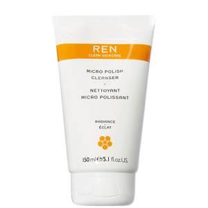 REN Clean Skincare Micro Polish Cleanser 150ml