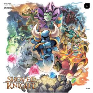 Brave Wave - Shovel Knight - The Definitive Soundtrack 2LP Black
