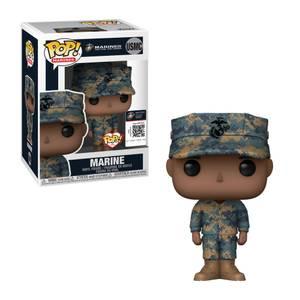 Military Marine Male Funko Pop! Vinyl