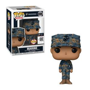 Military Marine Female Funko Pop! Vinyl