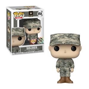 Military Army Male Funko Pop! Vinyl