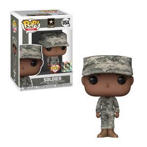 Military Army Female Funko Pop! Vinyl