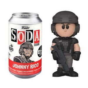 Vinyl Soda: Starship Troopers - Johnny Rico