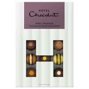 Hotel Chocolat Tipsy Truffles H-Box