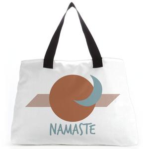 Yoga Namaste Tote Bag