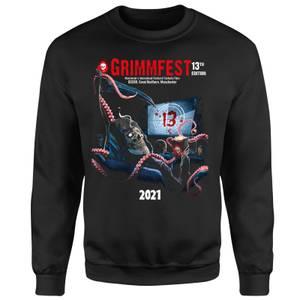 Grimmfest 2021 Sweatshirt - Black