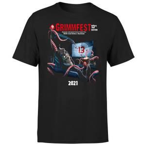 Grimmfest 2021 Men's T-Shirt - Black
