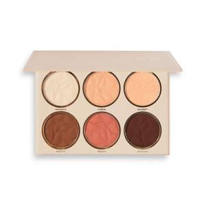 Pro Glam Mood Eyeshadow Palette Golden Hour