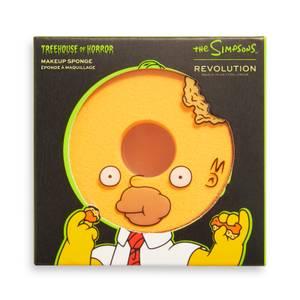 """The Simpsons Makeup Revolution """"Donut Head Homer"""" Blending Sponge"""