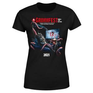 Grimmfest 2021 Women's T-Shirt - Black