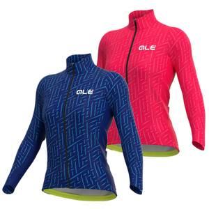 Alé Women's PR/R Green Bolt Long Sleeve Jersey