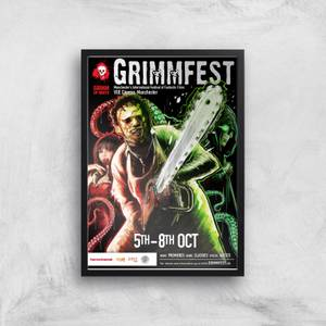 Grimmfest 2017 Giclée Art Print