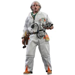 Hot Toys Back to the Future Movie Masterpiece Action Figure 1/6 Doc Brown 30cm