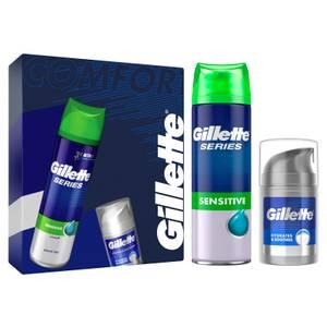 Gillette Xmas21 Sersensgell 200ml + HY & Soompi 50ml