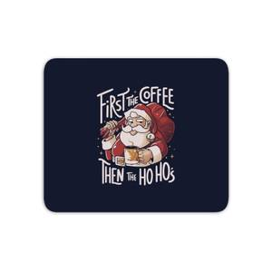 First The Coffee Mouse Mat
