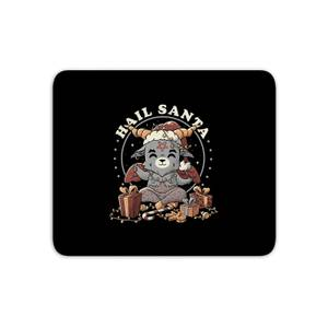 Hail Santa Mouse Mat
