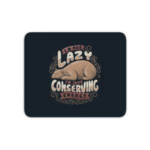 Lazy Bear Mouse Mat