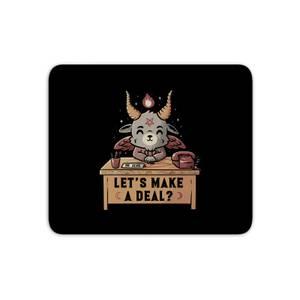 Lets Make A Deal Mouse Mat
