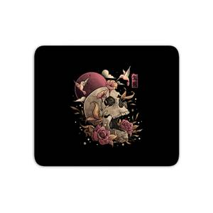 Life And Death Mouse Mat