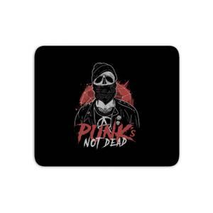 Punks Not Dead Mouse Mat