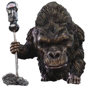 X-Plus DefoReal Series Rise of the Planet of the Apes Soft Vinyl Figure - Buck